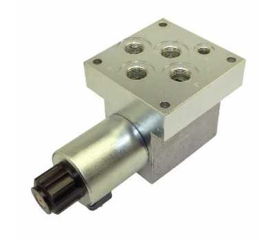 Клапан 4-х портовый CPHY0323, Combilift