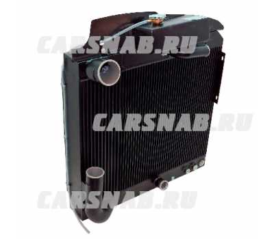 Радиатор(вода+масло) Manitou 305761