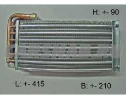Радиатор отопителя Manitou 673319