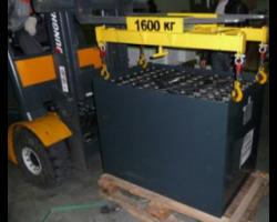 Траверса для аккумуляторных батарей ТАБ 16