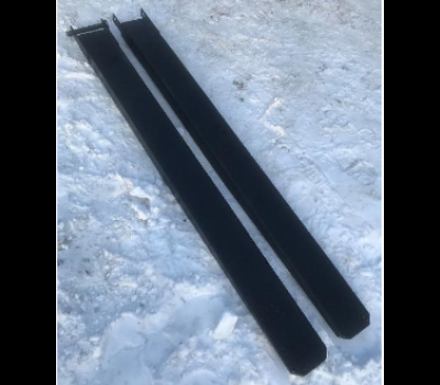 Удлинители для вил 110х30мм