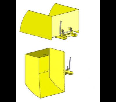 Совок механический СБ 1.5-15П