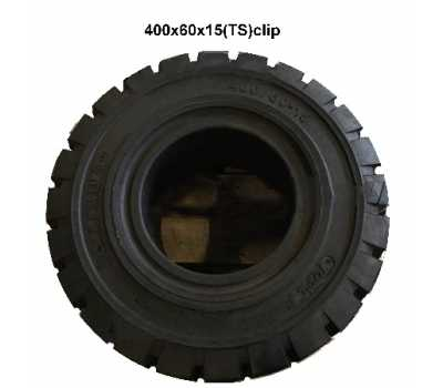 Шина суперэластик 400/60-15 задняя SPW00031, Combilift