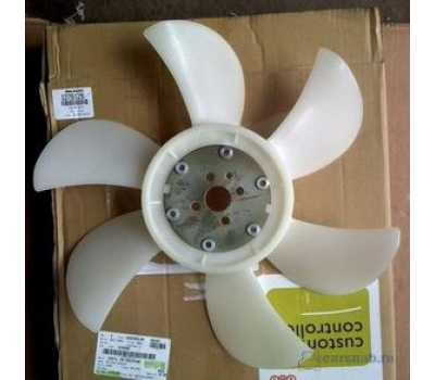 Крыльчатка вентилятора, MAZDA XA