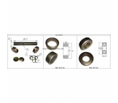 Ремкомплект поворотного кулака 3EB2405061 Komatsu