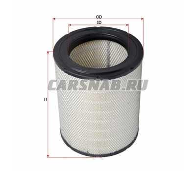 Фильтр воздушный Caterpillar 2112661