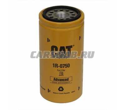 Фильтр топливный Caterpillar 1R0750