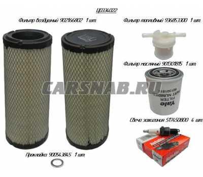 Комплект для проведения ТО 1000 м/ч бензин 258903700