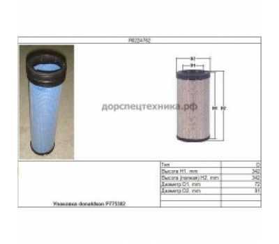 Фильтр воздушный SPK00201 COMBILIFT